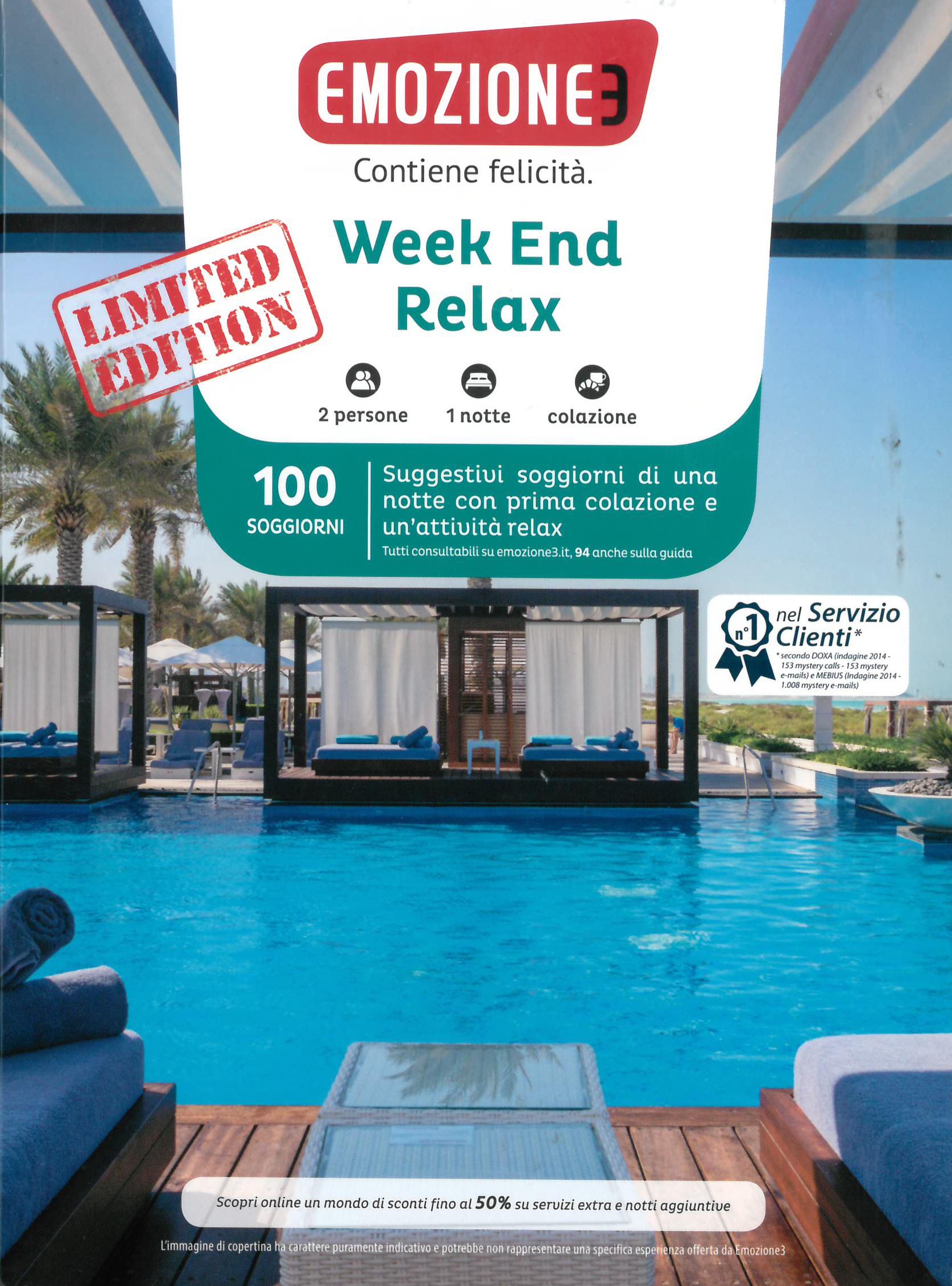 Emozione3 Week End Relax e Mille Emozioni per 2 – Il Fattoio